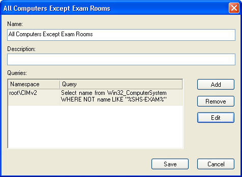 How to Use WMI Filtering to Improve Group Policy Administration